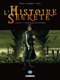 L'Histoire secrète Saison 1 : Notre Dame des Ténèbres [#7 - 2006]