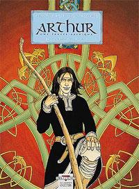 Légendes arthuriennes : Arthur : Myrddin le fou #1 [1999]