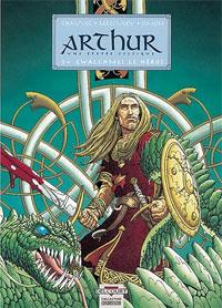 Légendes arthuriennes : Arthur : Gwalchemei le héros [#3 - 2000]