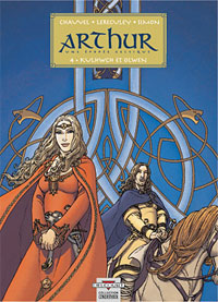 Légendes arthuriennes : Arthur : Kulhwch et Olwen #4 [2001]
