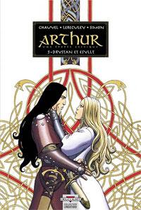 Légendes arthuriennes : Arthur : Drystan & Esyllt #5 [2002]