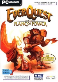 EverQuest: Planes of Power #1 [2002]
