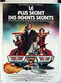 Le plus secret des agents secrets [1981]