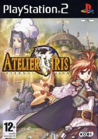 Atelier Iris : Eternal Mana - PS2