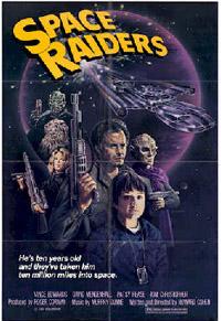 Space Raiders [1984]