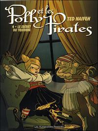 Polly et les Pirates : Le Secret du Tricorne #4 [2007]