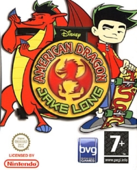 American Dragon : Jake Long - GBA