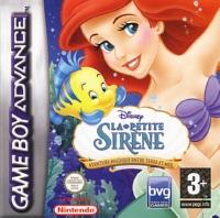 La Petite Sirène : Aventure Magique entre Terre et Mer : Disney : La Petite Sirène : Aventure entre Terre et Mer - GBA