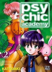 Psychic Academy [#2 - 2006]