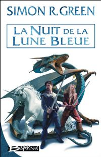 Hawk et Fisher : Darkwood : La Nuit de la Lune Bleue #1 [2006]
