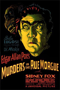 Double assassinat dans la rue Morgue [1932]