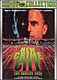 New Crime City : Angeles 2020