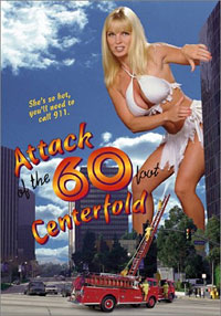 L'attaque de la femme de 50 pieds : L'attaque de la pin-up géante [2004]