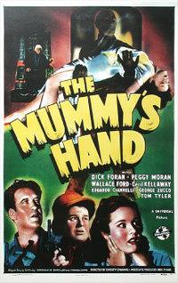 La main de la momie [1946]