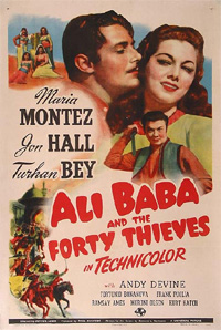 Ali Baba et les 40 voleurs [1945]