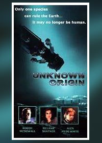 The Alien Within / Unknown Origin : The Alien Within