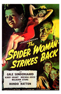 The Spider Woman Strikes Back [1947]