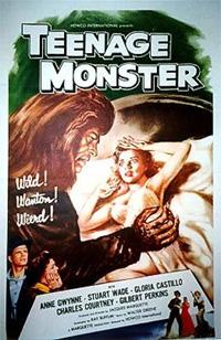 Teenage Monster [1959]