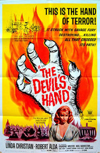The Devil's Hand [1962]