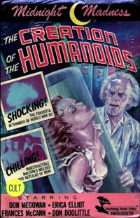 Creation of the Humanoids [1963]
