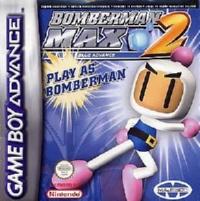 Bomberman Max 2 Blue Advance #2 [2003]
