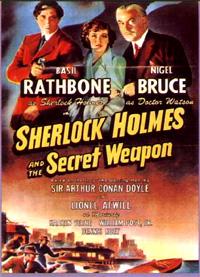 Sherlock Holmes et l'arme secrète [1945]