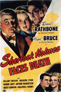 Sherlock Holmes : Echec à la mort [1945]