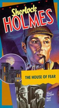 Sherlock Holmes : La maison de la peur [1946]