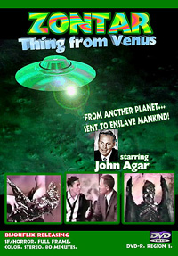 Zontar, the Thing from Venus : Zontar, la chose de Vénus [1967]