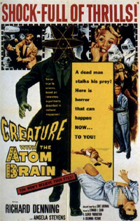Creature with the Atom Brain [1956]