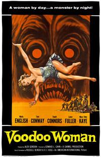 Voodoo Woman [1957]