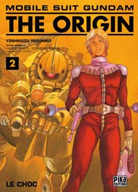 Mobile Suit Gundam : The Origin [#2 - 2006]