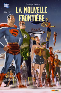 Justice League : Nouvelle Frontiere vol3 [2006]