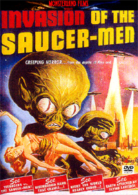 Invasion of the Saucer Men : Invasion extraterrestre [1957]