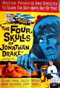 The Four Skulls of Jonathan Drake [1960]