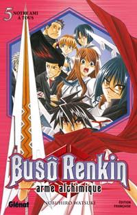 Buso Renkin [#5 - 2006]