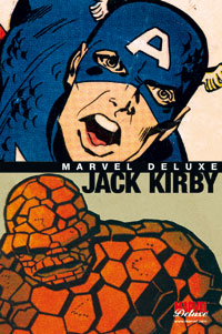 Marvel Visinaries : Jack Kirby [2006]