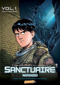Sanctuaire Reminded: Profanations [#1 - 2007]