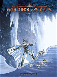 Morgana : Le secret des krritt [#2 - 2003]