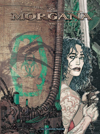 Morgana : La Voix des Eons [#4 - 2006]