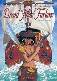 Dread Mac Farlane : La Carte d'Estrechez #1 [2004]