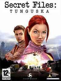 Secret Files Tunguska - eshop Switch