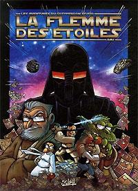 Les aventures du gottferdom studio : La Flemme des étoiles [#3 - 2006]