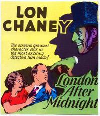 Londres après minuit [1928]