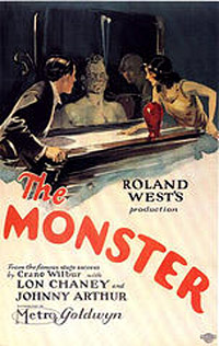 Le Monstre : Le Docteur X [1925]