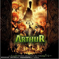 Arthur et les Minimoys, BO-OST [2006]