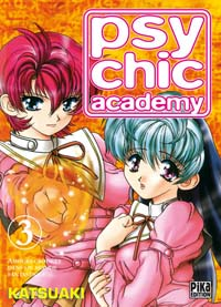 Psychic Academy [#3 - 2007]