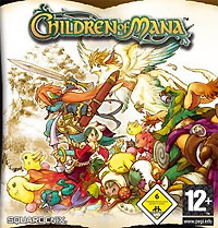 Secret of Mana : Children of Mana #2 [2007]