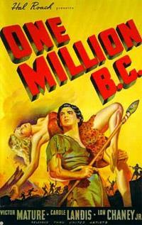 Un Million d'années avant J.C. : Tumak, fils de la Jungle [1948]