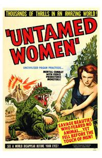 Untamed Women : Untamed Woman [1952]